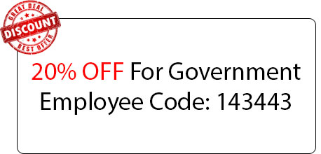 Government Employee Coupon - Locksmith at Bell Gardens, CA - Locksmith Bell Gardens California